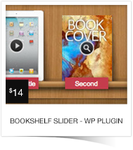 Multipurpose Bookshelf Slider - WordPress Plugin - 7