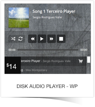 DISCO AUDIO PLAYER