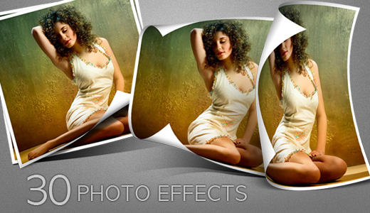 30 Photoshop Photo Effects