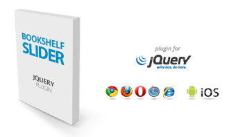 Bookshelf Slider – jQuery Plugin